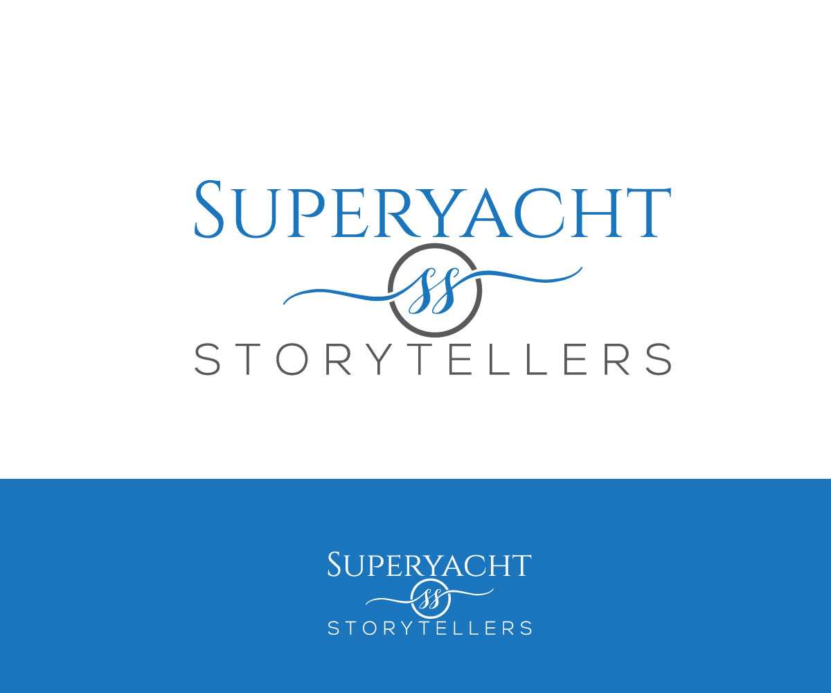 Superyacht Storytellers logo preview file